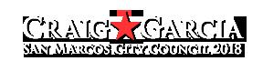 Craig Garcia for San Marcos Councilman